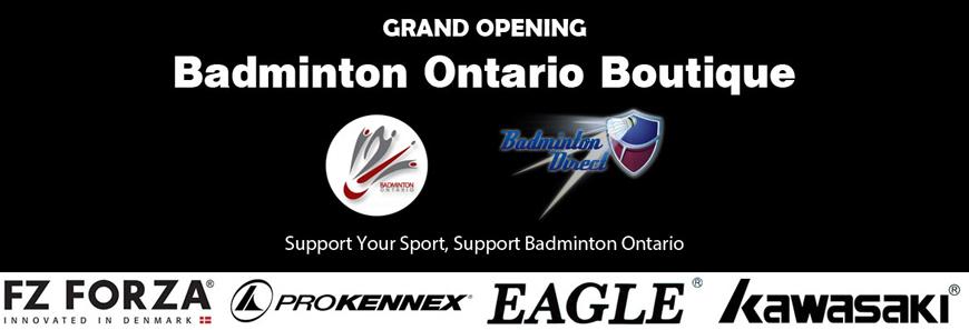 Badminton Ontario
